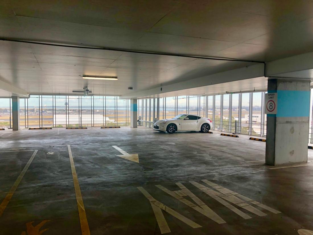 P3 Car Park, Sydney Airport