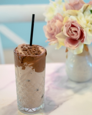 Archies Cafe Co Nutella Smoothie