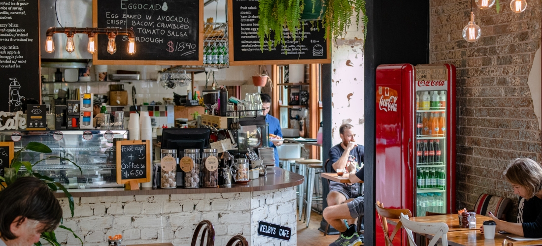 Kelbys Cafe Marrickville
