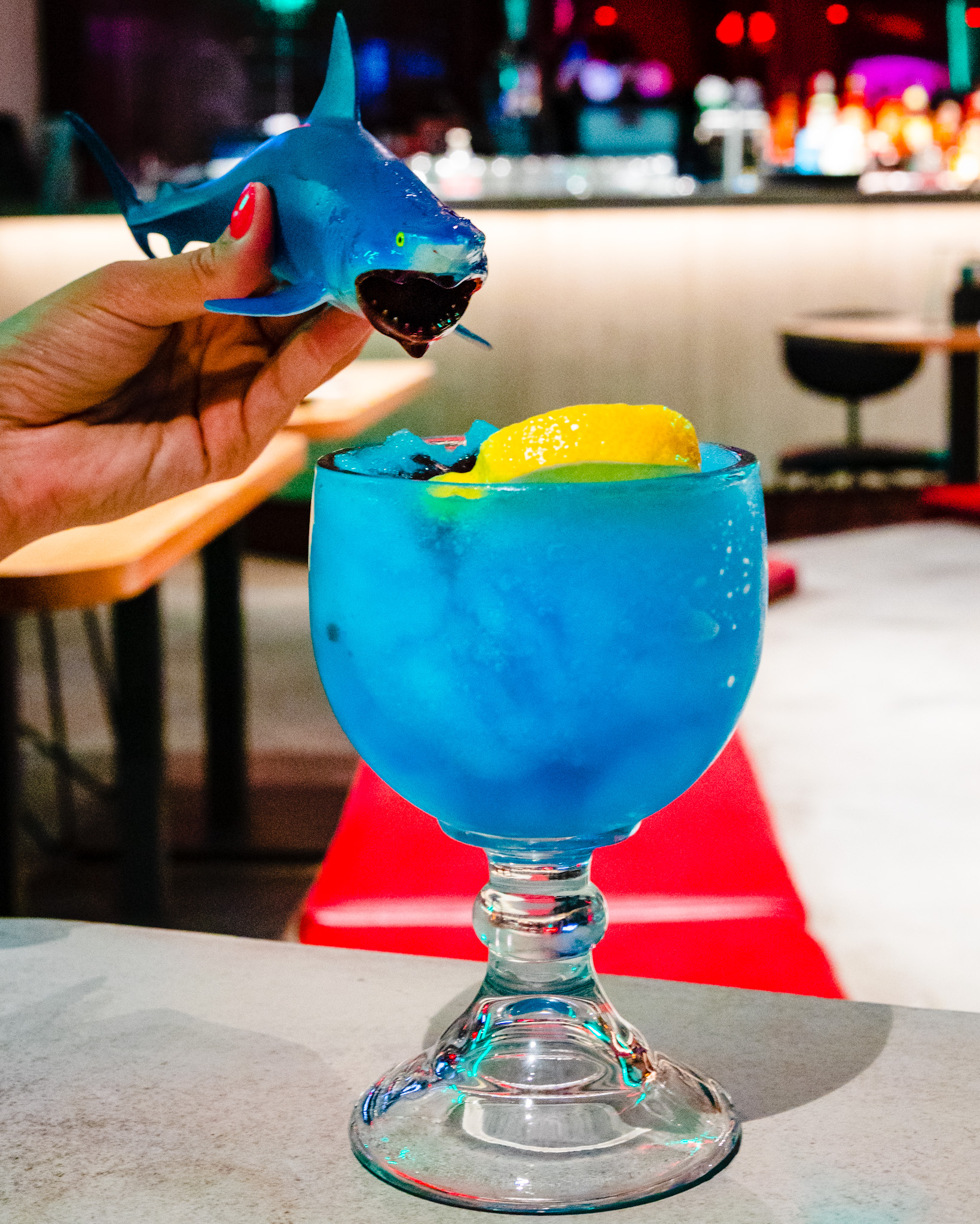 Goobne Sharknado Cocktail