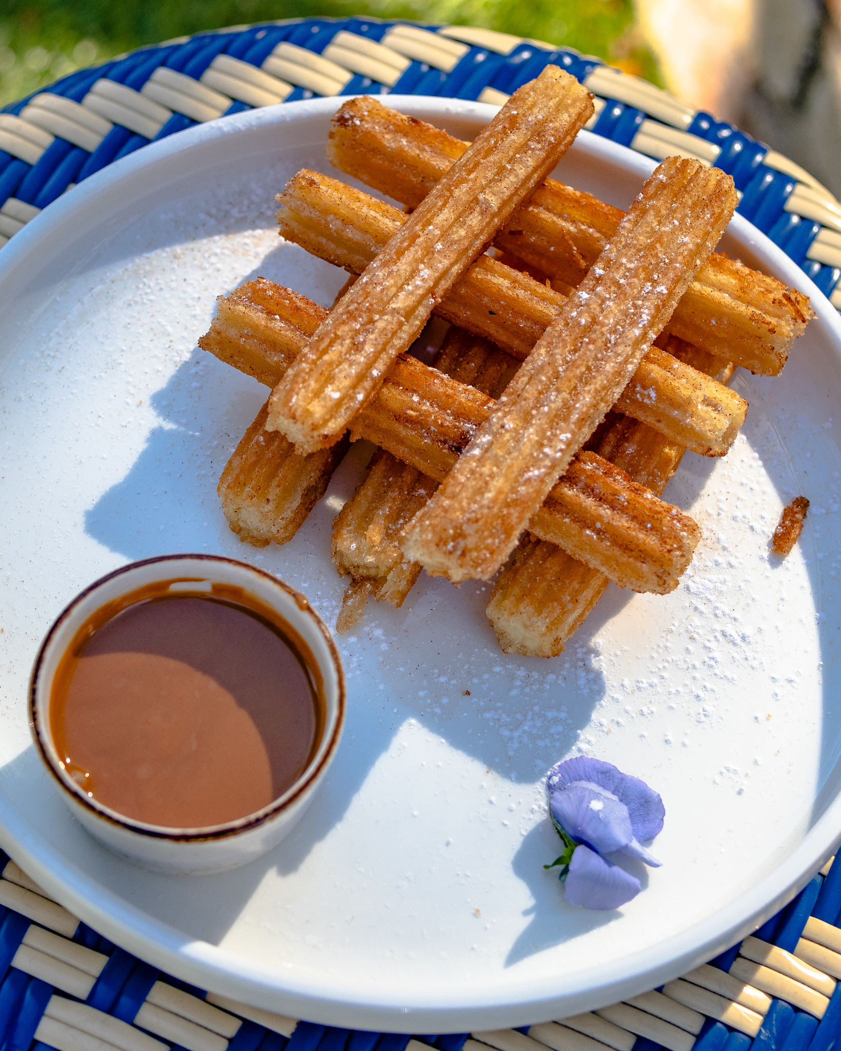 The Woods Pantry Biscoff Churros